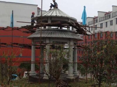 xiao区圆顶多博国际安装