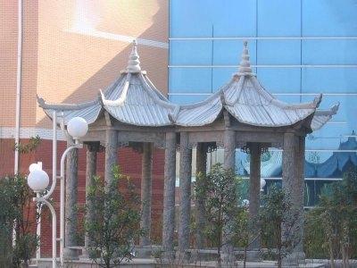 小quqing石liang亭