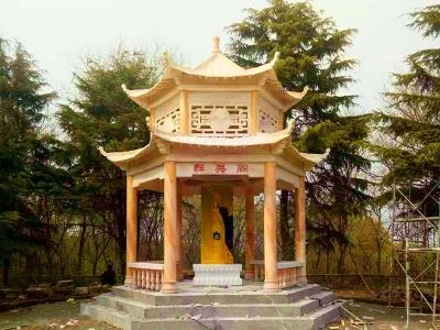 主题公园石liang亭