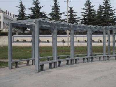 xiao园dali石石雕长廊